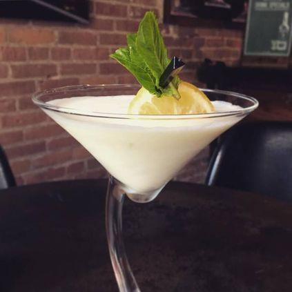 Martini Room Elgin Menu